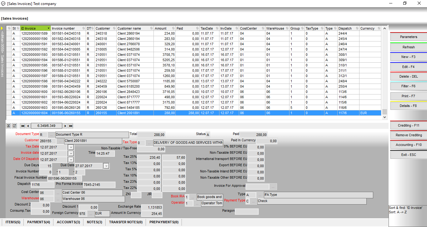 Screenshots and Promo - Virtual Forms