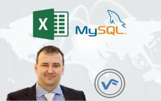 Virtual Forms & Excel VBA & MySQL Course Cover