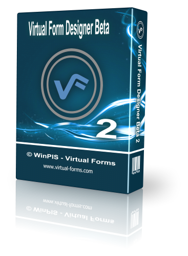 Virtual Forms Designer Beta 2 transparent 600x600